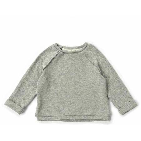 Kids Treehouse Luli Pullover - Grey Marble