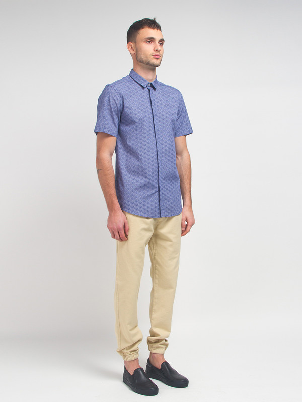 Men's Journal Quad SS Shirt