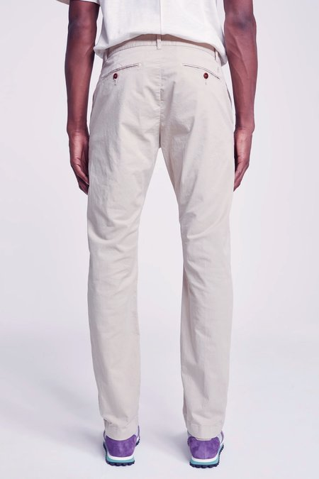 Closed Clifton Slim Chino - Dried Reed