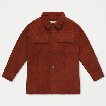 Kids Repose AMS Buttondown Cord Shirt - Warm Hazel
