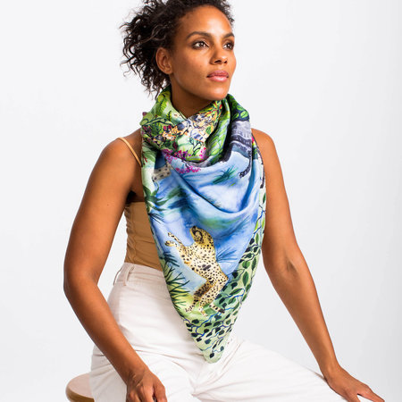Olivia Wendel Animal Kingdom Scarf