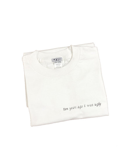Unisex House of 950 ten years ago i was ugly tee shirt