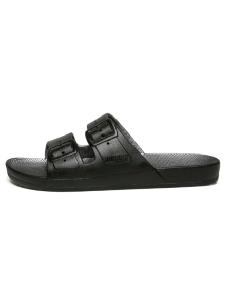 Freedom Moses luna slipper - black