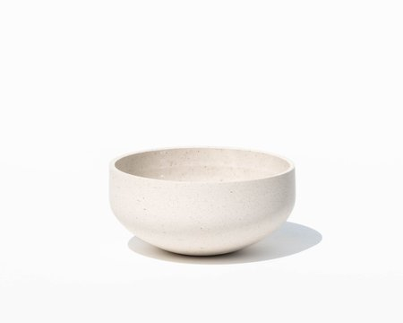 Luke Eastop Speckled Bowl - Oat