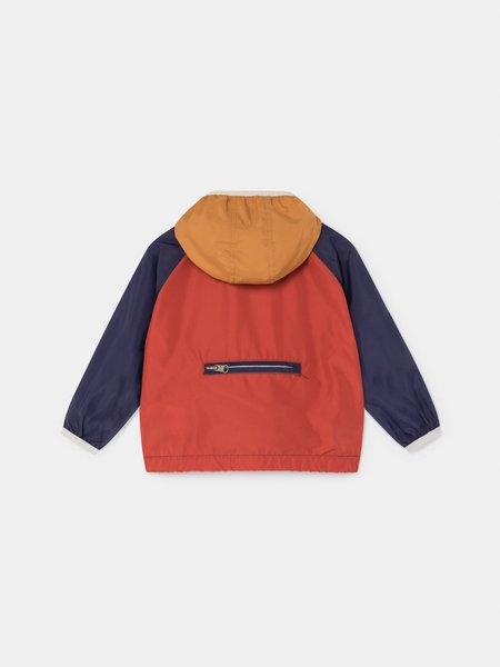 Baby Bobo Choses Packable Windstopper Jacket - Multicolour