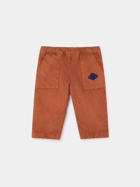 Baby Bobo Choses Saturn Corduroy Pants - Picante