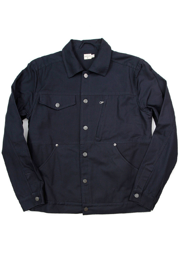 Men's Bridge & Burn Knoll Navy Jacket