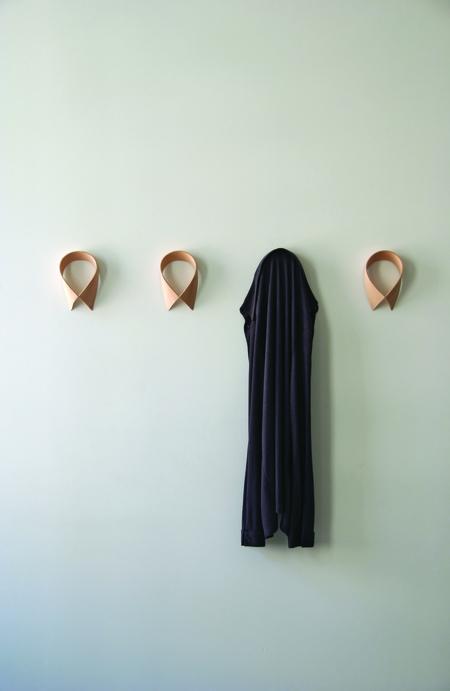 Loyal Loot Monsieur DressUp Maple Collar- Coat Hook - 4 Piece Set