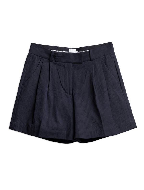 Sunspel Shorts with Contrast Welt Pocket