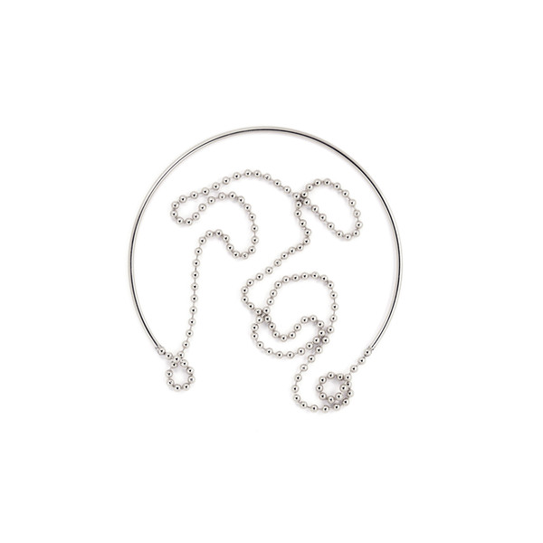 Alynne Lavigne Long Ball Chain Collar