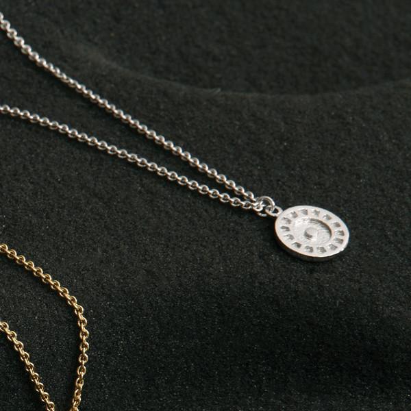 Alynne Lavigne Medallion Pendant