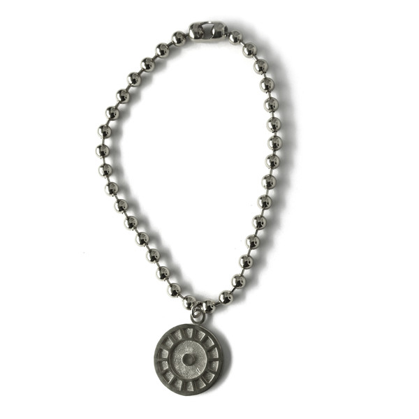 ALYNNE LAVIGNE - Medallion w/ Ball Chain