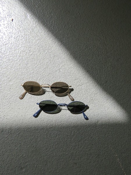 ANDY WOLF ARMSTRONG EYEWEAR - COL E