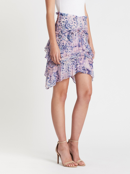 IRO Pampala Skirt - purple