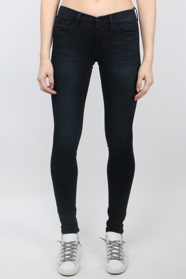 FRAME Denim Le Skinny De Jeanne Manor Ave
