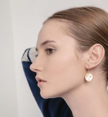 Matter Matters Mini Phase Earrings