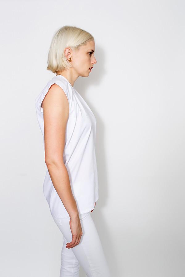 Miranda Bennett Everyday Top | Poplin