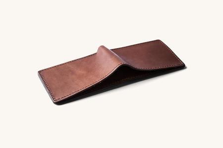 Tanner Goods Utility Bifold Wallet - Cognac