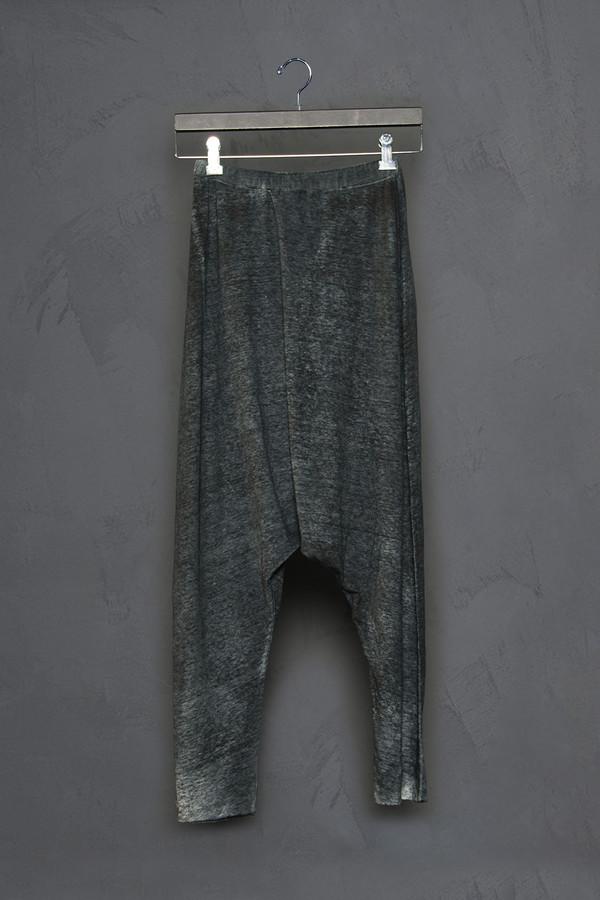 Avant Toi Harem Knitted Trousers