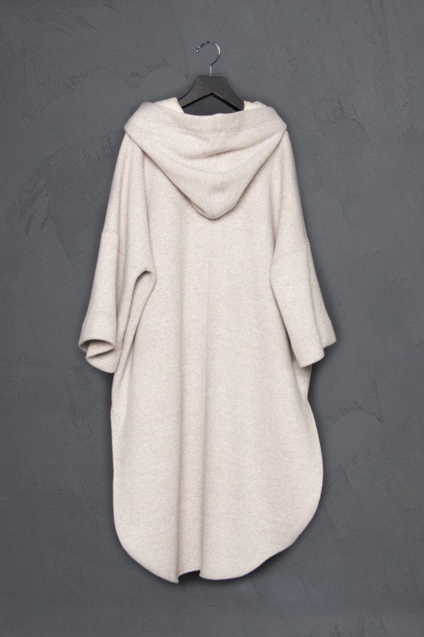 KES Cape Coat Fleece