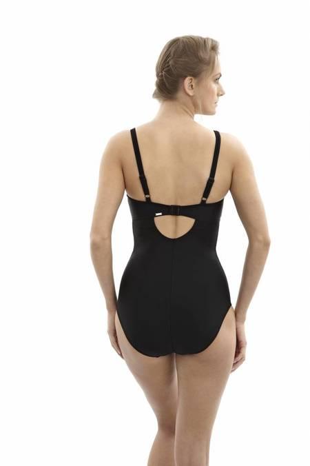 Panache Anya One Piece Swimsuit - Black