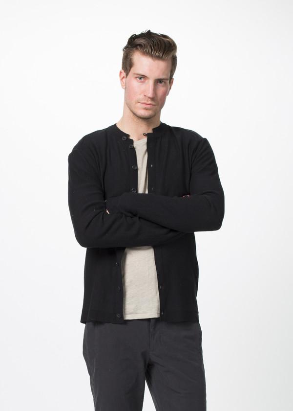 Men's Hannes Roether Spok Cardigan