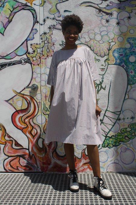 Carleen Michel Tent Dress - Earth