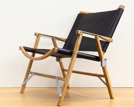 Stanley & Sons Folding Chair - Black