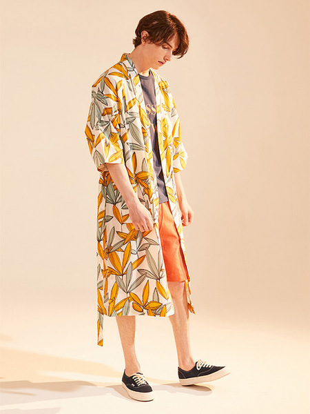 ATEMPO Robe - Leaf Yellow