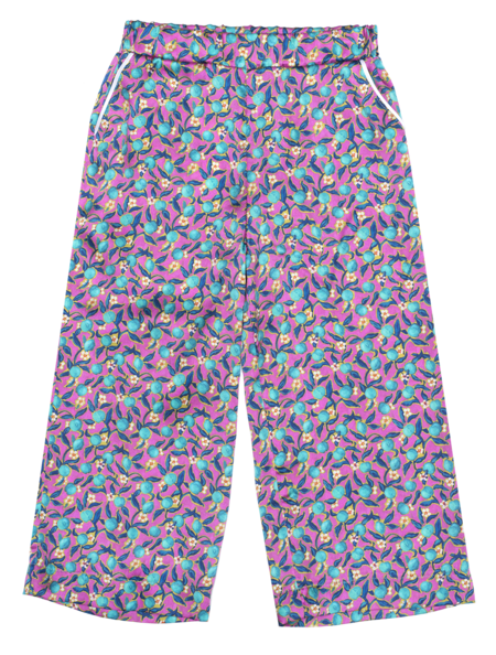 Kids Paade Mode Bowie Silk Pj Trousers - Pink