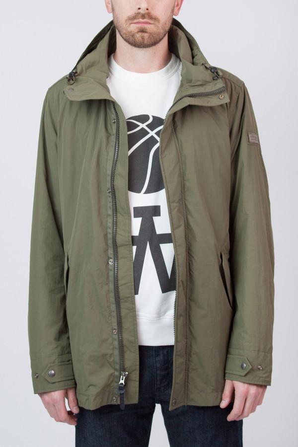 Men's Woolrich John Rich & Bros Military Eskimo Jacket