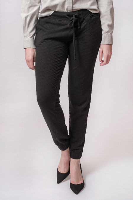 The Lady & the Sailor Quilted Sweatpant