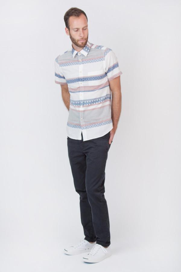 Men's Portuguese Flannel Sardinha Short Sleeve Shirt