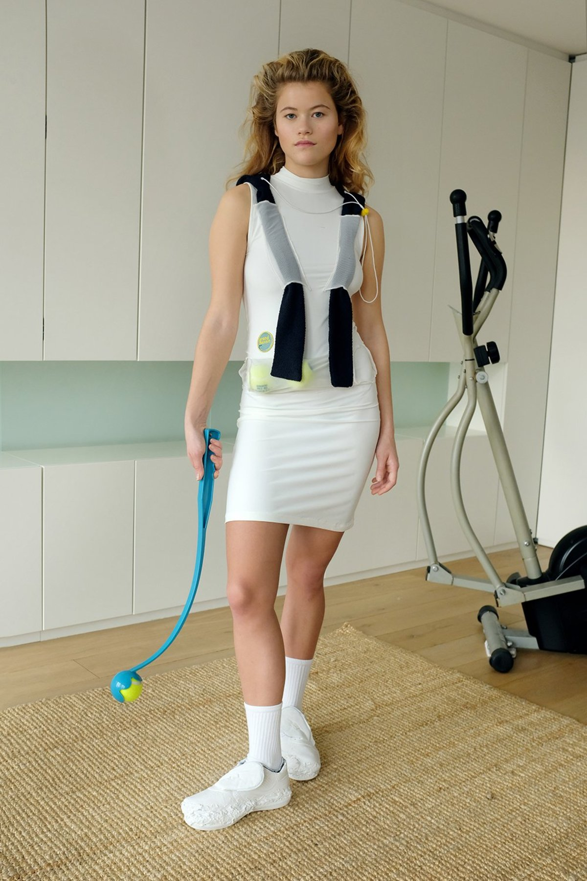 Sample Cm Gb150 Tennis Dress And Hood Kit Garmentory