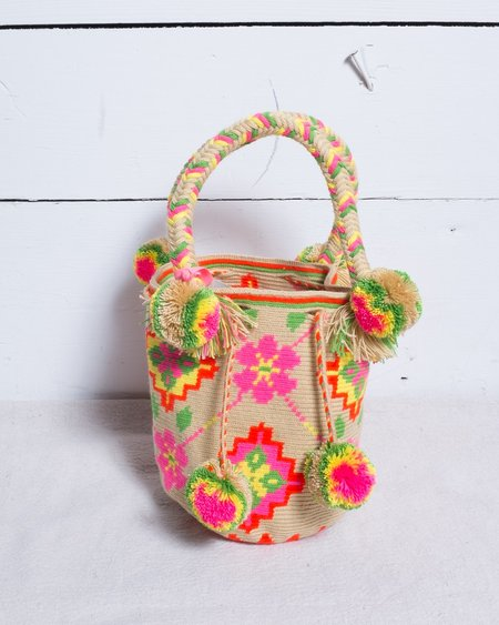 Bluma Project Pompom Bag