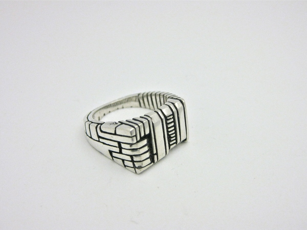Anita Sikma Design Stack Ring 2
