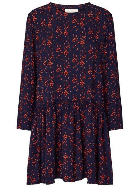 Lolly's Laundry Gili Dress - Dark Navy