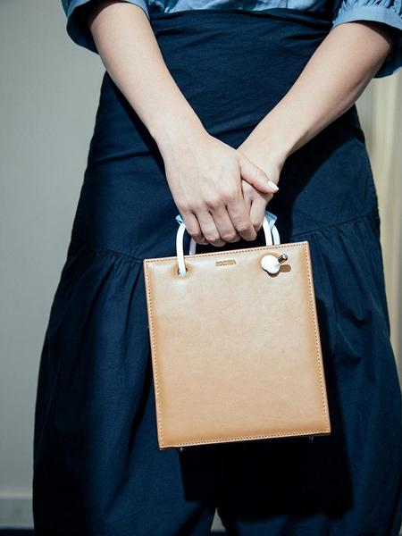 Scotria Swatch Tote - Canyon Brown