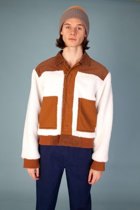 L.F.Markey Bunnan Jacket - brown