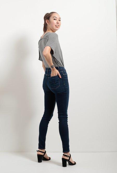 Hudson Jeans Barbara High Waist Super Skinny Jean - Requiem