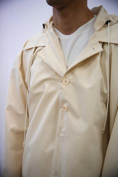 Camiel Fortgens 70's Waterproof Cotton Raincoat