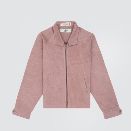 Darryl Brown Clothing Company 1st Shift Jacket - Rose