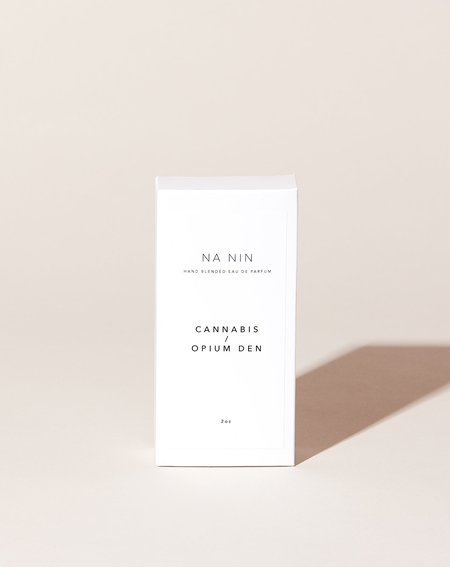 NA NIN Pairings Collection Eau De Parfum - Cannabis/Opium Den