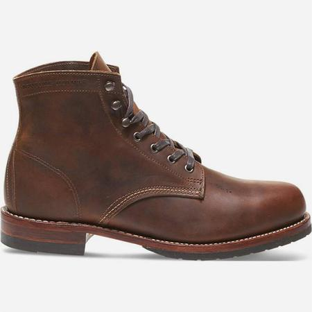 Wolverine 1000 Mile Evans Leather Boot - Brown