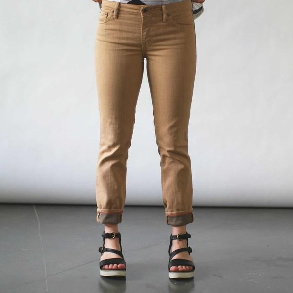 Raleigh Denim Workshop Surry Skinny Jeans in Lion