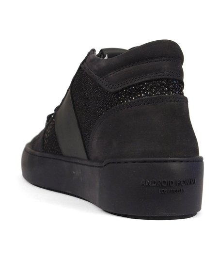 Android Homme Propulsion Sneaker - Stingray Suede Navy