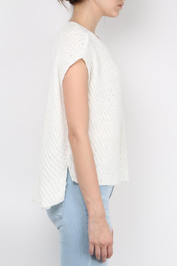 ATM Diagonal Stitch Pullover