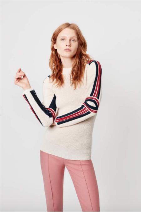 Smythe Alpine Sweater - Pow Pow
