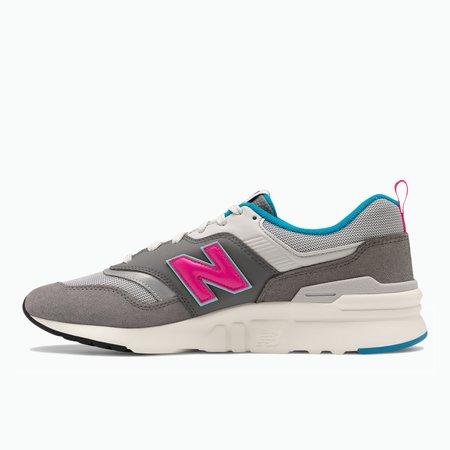 New Balance 997H Sneakers - Castlerock/Peony