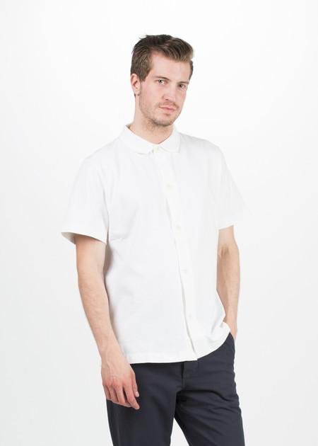 Men's MHL by Margaret Howell Airtex Polo Shirt